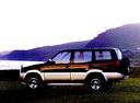 Фото авто Nissan Mistral R20, ракурс: 90
