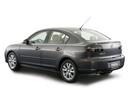Фото авто Mazda 3 BK [рестайлинг], ракурс: 135 цвет: серый