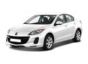 Подержанный Mazda 3, белый , цена 750 000 руб. в Челябинской области, отличное состояние