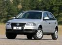 Фото авто Volkswagen Gol G4, ракурс: 45