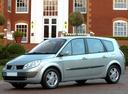 Фото авто Renault Scenic 2 поколение, ракурс: 45