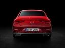 Фото авто Mercedes-Benz CLS-Класс C257, ракурс: 180 цвет: красный