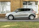 Фото авто Suzuki Swift 4 поколение [рестайлинг], ракурс: 90 цвет: серый