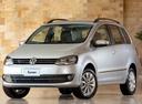 Фото авто Volkswagen Suran 1 поколение, ракурс: 45