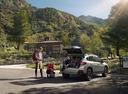 Фото авто Subaru XV 2 поколение, ракурс: 225 цвет: серебряный