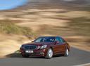 Фото авто Mercedes-Benz E-Класс W212/S212/C207/A207, ракурс: 45 цвет: коричневый