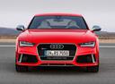 Фото авто Audi RS 7 4G [рестайлинг],  цвет: красный