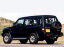 Фото авто Mitsubishi Pajero 2 поколение [рестайлинг], ракурс: 135
