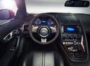 Фото авто Jaguar F-Type 1 поколение, ракурс: рулевое колесо