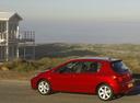 Фото авто Peugeot 307 1 поколение [рестайлинг], ракурс: 90 цвет: красный