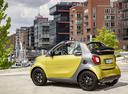 Фото авто Smart Fortwo 3 поколение, ракурс: 135 цвет: желтый