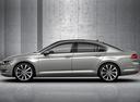 Фото авто Volkswagen Passat B8, ракурс: 90 цвет: серебряный