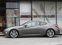Фото авто Hyundai Genesis 1 поколение [рестайлинг], ракурс: 90 цвет: серый