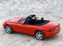 Фото авто Mazda MX-5 NB [рестайлинг], ракурс: 135