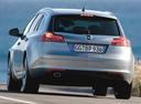 Фото авто Opel Insignia A, ракурс: 180 цвет: серебряный