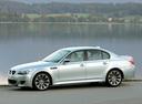 Фото авто BMW M5 E60/E61, ракурс: 90
