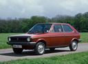 Фото авто Volkswagen Polo 1 поколение [рестайлинг], ракурс: 45
