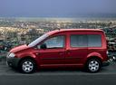 Фото авто Volkswagen Caddy 3 поколение, ракурс: 90