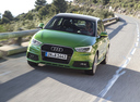 Фото авто Audi A1 8X [рестайлинг], ракурс: 45