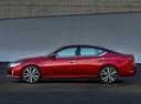 Фото авто Nissan Altima L34, ракурс: 90 цвет: красный