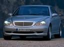 Фото авто Mercedes-Benz S-Класс W220,