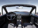 Фото авто Mazda MX-5 NA, ракурс: торпедо