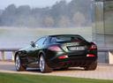 Фото авто Mercedes-Benz SLR-Класс C199, ракурс: 135 цвет: зеленый