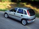 Фото авто Opel Corsa C, ракурс: 135