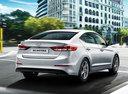 Новый Hyundai Elantra, белый , 2017 года выпуска, цена 1 065 000 руб. в автосалоне Евразия плюс