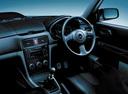 Фото авто Subaru Forester 2 поколение, ракурс: торпедо