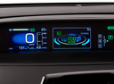 Фото авто Toyota Prius 4 поколение, ракурс: приборная панель