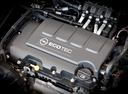 Фото авто Opel Astra J, ракурс: двигатель