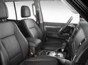 Фото авто Mitsubishi Pajero 4 поколение, ракурс: сиденье