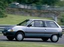 Фото авто Citroen AX 1 поколение, ракурс: 90