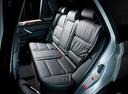 Фото авто BMW X5 E53, ракурс: задние сиденья