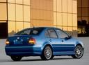 Фото авто Volkswagen Jetta 4 поколение, ракурс: 225 цвет: синий