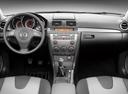 Фото авто Mazda 3 BK [рестайлинг], ракурс: торпедо