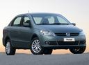 Фото авто Volkswagen Voyage 2 поколение, ракурс: 315