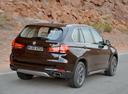 Фото авто BMW X5 F15, ракурс: 225 цвет: коричневый