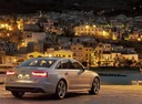 Фото авто Audi A6 4G/C7, ракурс: 225 цвет: серый