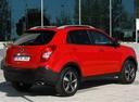Фото авто SsangYong Korando 3 поколение [2-й рестайлинг], ракурс: 225 цвет: красный