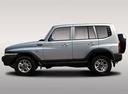 Фото авто ТагАЗ Tager 1 поколение, ракурс: 90 цвет: серебряный