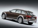 Фото авто Audi A4 B8/8K, ракурс: 135 цвет: коричневый