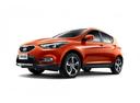 Фото авто FAW D60 1 поколение, ракурс: 45 цвет: оранжевый