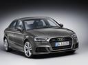 Фото авто Audi A3 8V [рестайлинг], ракурс: 315 - рендер цвет: серый