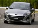 Фото авто Mazda 3 BL,  цвет: серый
