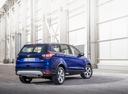 Фото авто Ford Kuga 2 поколение [рестайлинг], ракурс: 225 цвет: синий