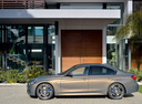Фото авто BMW 3 серия F30/F31/F34 [рестайлинг], ракурс: 90 цвет: коричневый