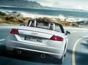 Фото авто Audi TT 8S, ракурс: 180 цвет: белый