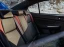 Фото авто Subaru Impreza 4 поколение [рестайлинг], ракурс: задние сиденья